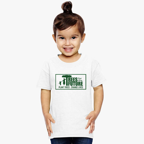 Arbor Day Rees For The Future Toddler T-shirt