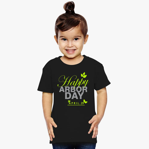 Arbor Happy Toddler T-shirt