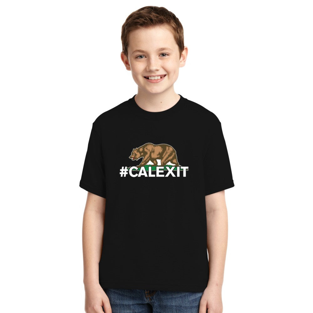 #CALEXIT - CALEXIT Youth T-shirt