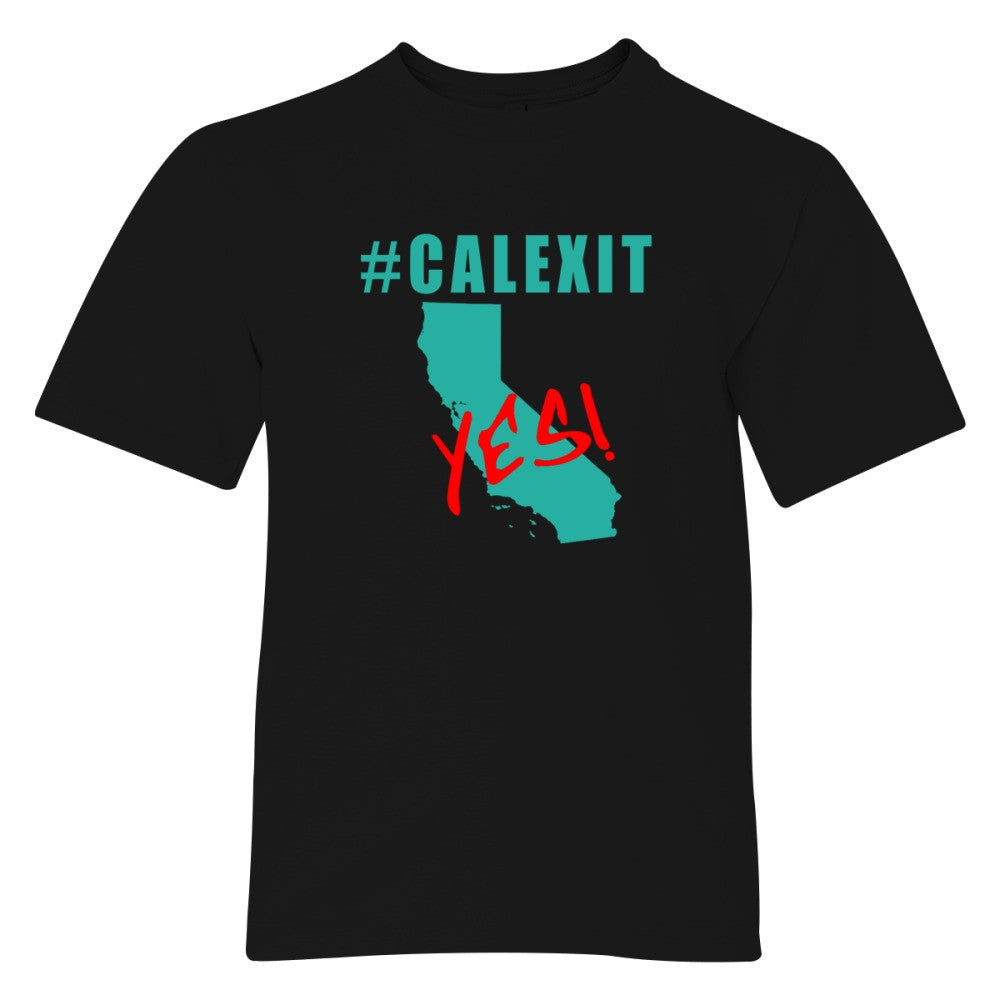 #CALEXIT YES! California Secede Youth T-shirt