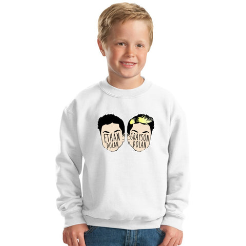 Dolan Twins Kids Sweatshirt