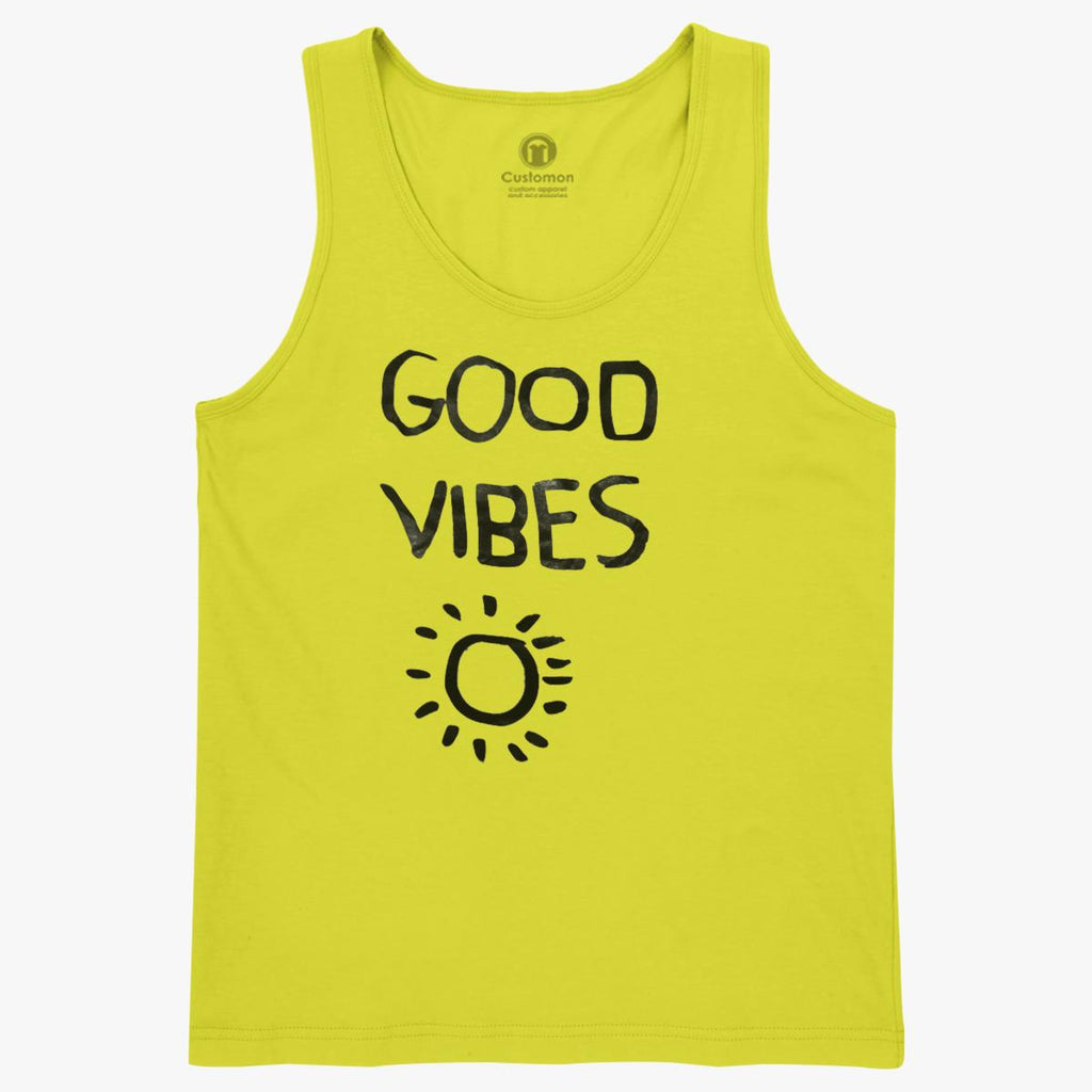 9d29fe6b432b76 Good Vibes Kids Tank Top – kidozi