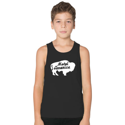 Home Of The Gods Kids Tank Top