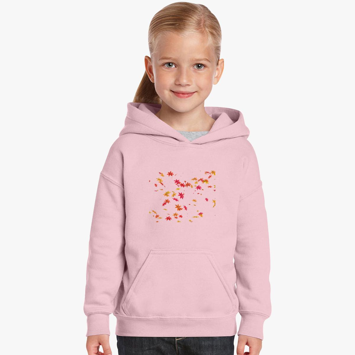 Meanings Of Flowers With Its Colors Kids Hoodie Kidozi