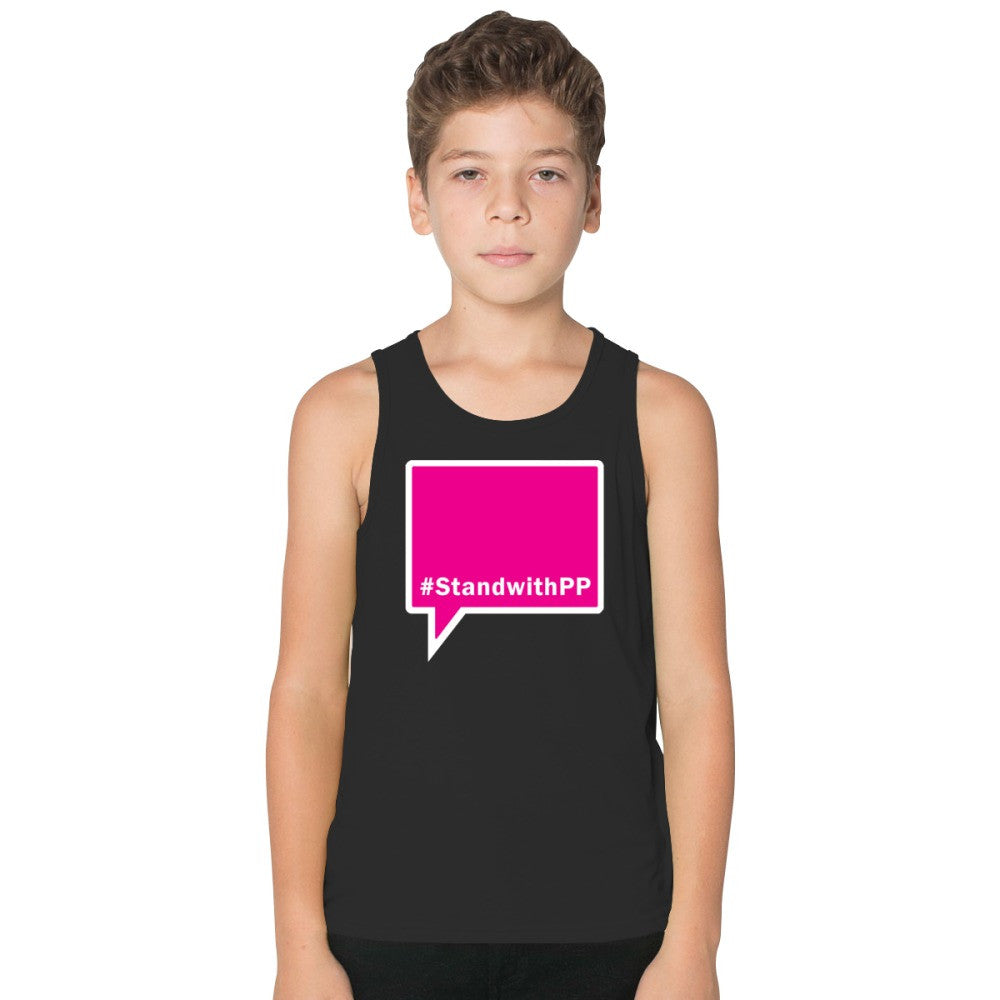 #StandwithPP Kids Tank Top