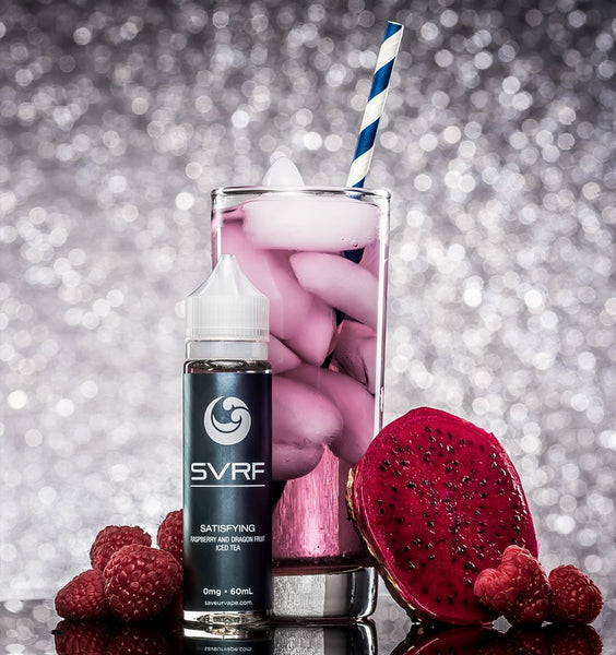 SVRF E-Liquid - Satisfying - 60ml
