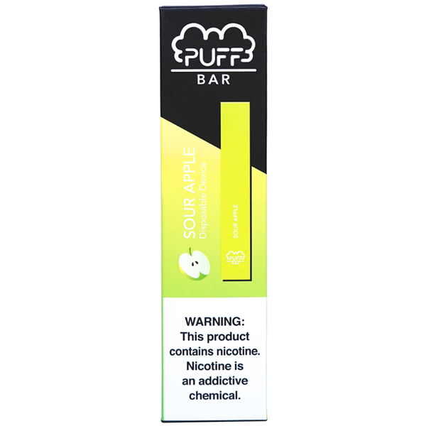 Puff Bar Disposable Salt Nic Device Puffbar
