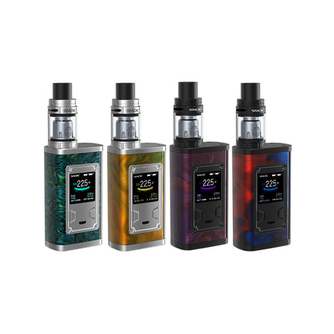 SMOK Majesty 225W TC Kit with X-Baby Tank