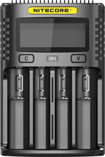 Load image into Gallery viewer, Nitecore UMS4 Intelligent USB Four-Slot Charger