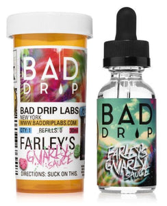 Farley's Gnarly Sauce by Bad Drip - 60 mL