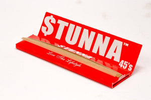 $TUNNA 45's Organic Herbal Rolling Papers