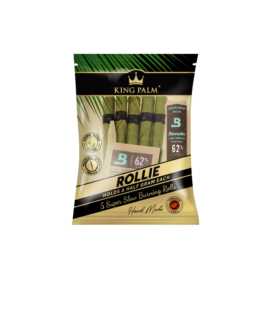 King Palm Blunt Wraps - Starting at $1 - Fast Ship