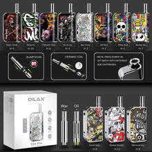 Load image into Gallery viewer, OILAX Cito Pro Battery Box for 510 Cartridge Oil and Wax Vaporizer