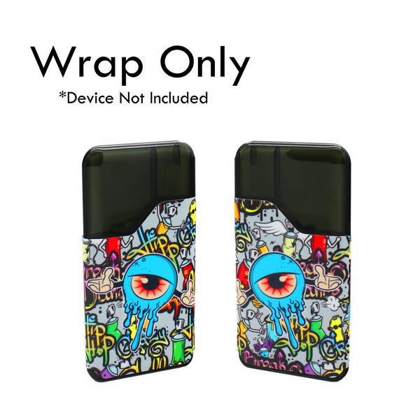 Vape Central Group Wraps for Suorin Air!