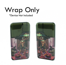 Load image into Gallery viewer, Vape Central Group Wraps for Suorin Air V2!