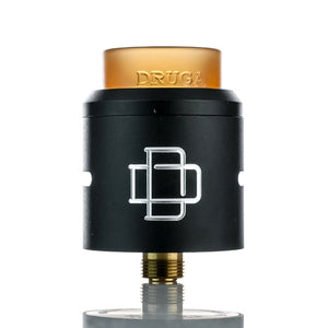 The Druga RDA by Augvape - Black