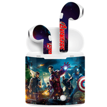 Load image into Gallery viewer, Limited Edition: Custom Wrapped Bluetooth Wireless Earpods