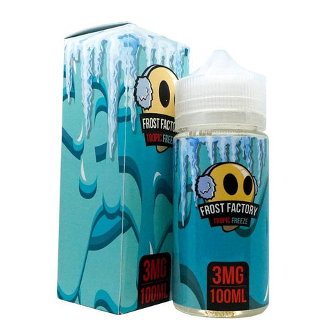 Tropic Freeze E-Liquid by Frost Factory 100mL