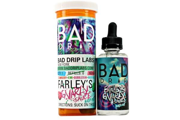 Farley's Gnarly Sauce ICED OUT by Bad Drip - 60 mL
