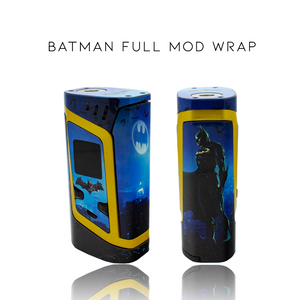 "SMOK Alien 220W Kit -""Heroes & Villains"" Edition - Batman"