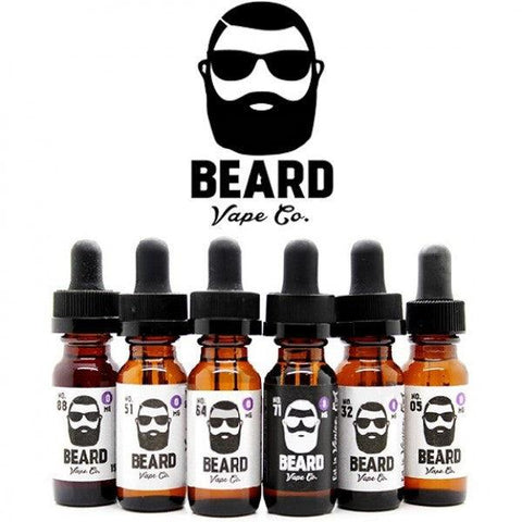 Beard Vapor CO E-Juice 30ml