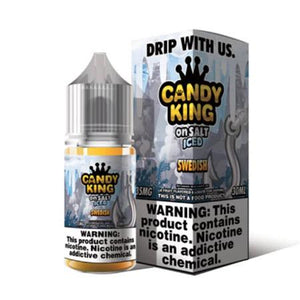 Swedish ICED by Candy King On Salt 30mL