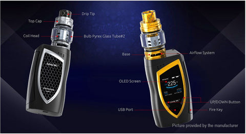 SMOK Devilkin 225W Starter Kit with TFV12 Prince