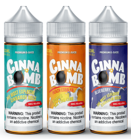 Cinnabomb by Liquid Artisan Labs 100mL