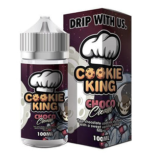 CHOCO Cream by Cookie King eJuice - 100mL