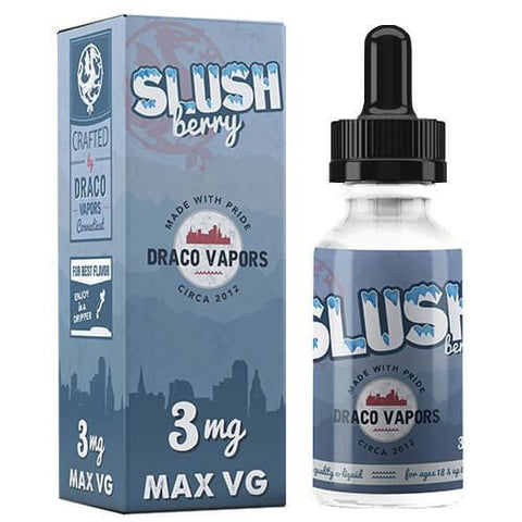 Slush Berry by Draco Vapors - 30 ML