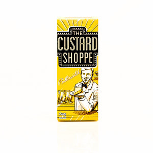 The Custard Shoppe - Butterscotch by Jam Monster - 100 ML