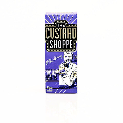The Custard Shoppe - Blackberry by Jam Monster - 100 ML