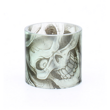 Load image into Gallery viewer, SMOK TFV12 Cloud Beast King Custom Glass - Skulls (ONLY GLASS)