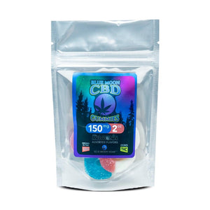 CBD Gummies with Melatonin by Blue Moon Hemp