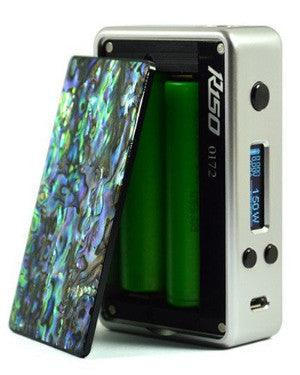Hotcig R150 150W TC VW APV Mod - WaterProof Chipset Dual 18650
