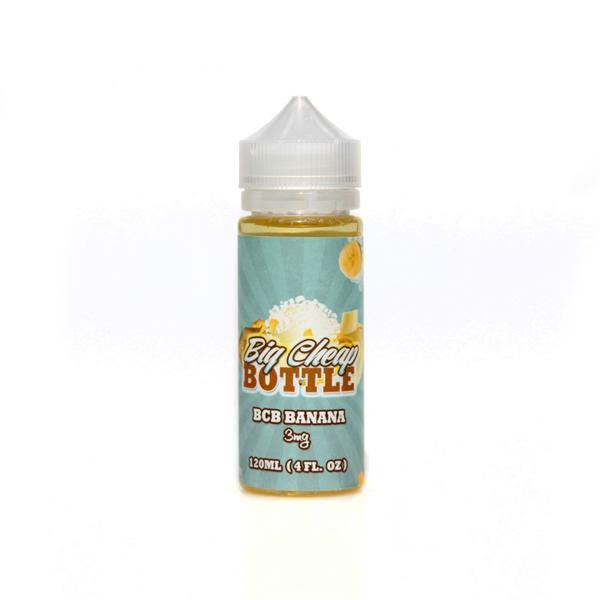 Big Cheap Bottle - BCB Banana - 120mL