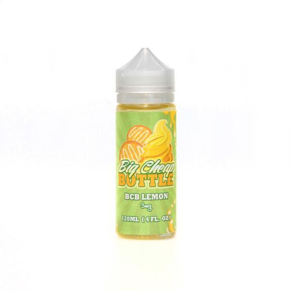 Big Cheap Bottle - BCB Lemon - 120mL