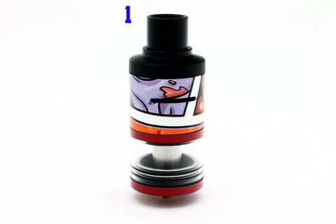 IJOY Limitless Plus V2 25mm Custom RDTA RTA Genesis by LimitlessModCo
