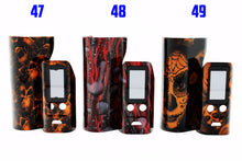 Load image into Gallery viewer, Wismec Reuleaux RX200S Custom Replacement Sleeve Sets - Plates