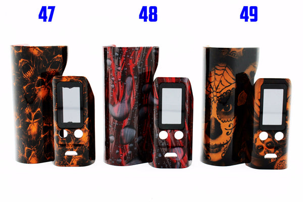 Wismec Reuleaux RX200S Custom Replacement Sleeve Sets - Plates
