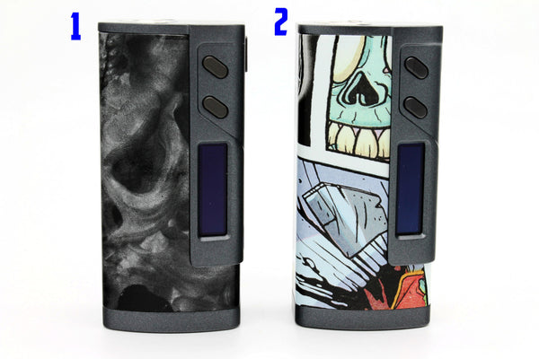 Sigelei Fuchai Mini 80W TC Box VCG Custom Mod