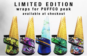 Puffco Peak Pro - Exclusive Limited Versions Only available from VCG Customs