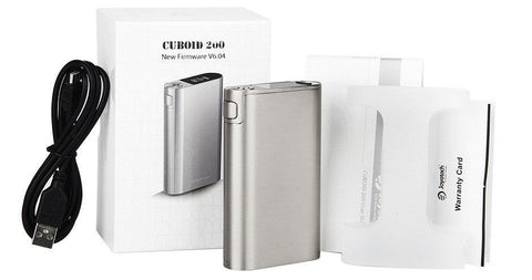 JOYETECH CUBOID 200W TC TRIPLE 18650 BOX MOD