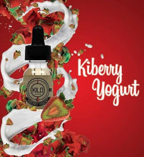 Load image into Gallery viewer, Original Series Kiberry Yogurt Premium E-Liquid - By Kilo 60mL