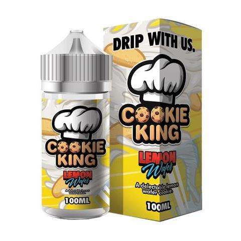 LEMON Wafer by Cookie King eJuice - 100mL