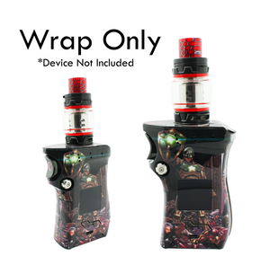 Vape Central Group Wraps for Smok MAG Kit!
