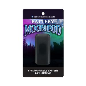 Moon Pod Rechargeable Battery by Blue Moon Hemp