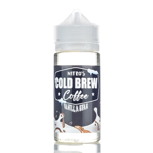 Vanilla Bean by Nitro's Cold Brew Coffee 100mL
