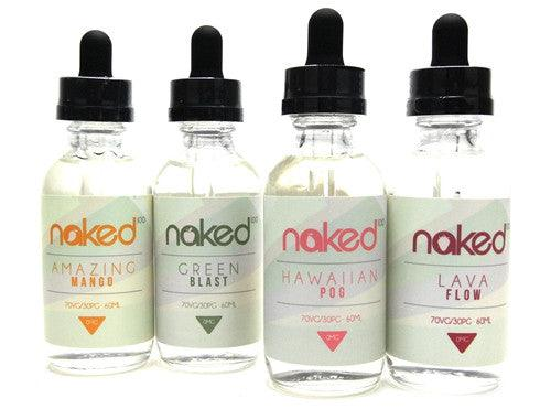 Green Blast Naked 100 E-Juice 60ml