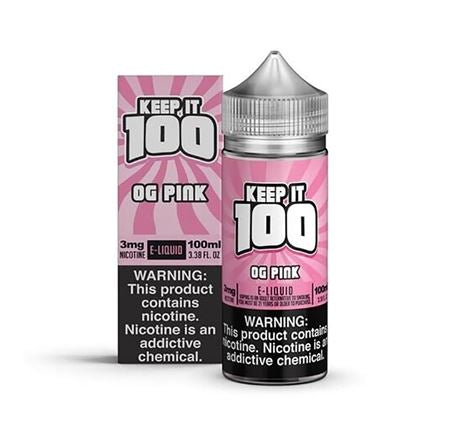 Pink Burst by Keep it 100 - 100mL